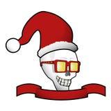 Fun skull Royalty Free Stock Photos