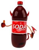 Fun soda Stock Photo