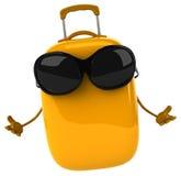 Fun suitcase Stock Photography
