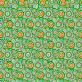 Fun summer colorfull pattern, cute. A fun summer cute pattern Stock Image
