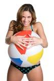 Fun Summer Girl stock photo