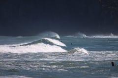 Good surf Royalty Free Stock Image
