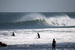 Good surf Stock Image