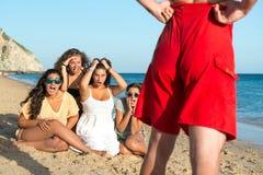 Fun in Summer time Stock Photo