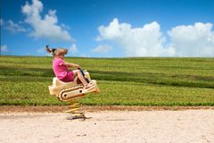 Fun in the Sun Royalty Free Stock Photo