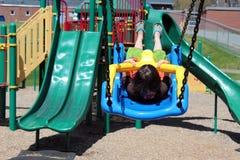 Fun in the sun Royalty Free Stock Photo