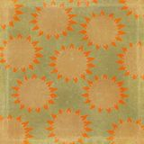 Fun sunburst pattern Stock Photo