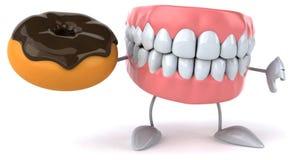 Fun teeth Royalty Free Stock Photos