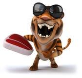 Fun tiger Stock Images