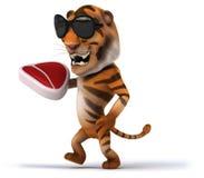 Fun tiger Stock Photos