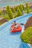 Fun Time in Aqua City. Turkey Stock Image