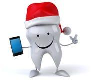Fun tooth Stock Photo