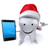 Fun tooth Stock Images