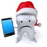 Fun tooth Stock Image