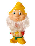 Fun toy gnome  Stock Photography