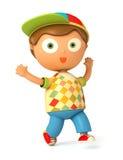 Fun toy kid. Back to School Stock Image