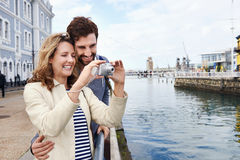 Fun travel photos Stock Photo