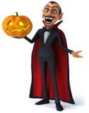 Fun vampire Royalty Free Stock Image