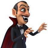 Fun vampire Stock Photo
