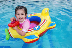 Fun in the water Royalty Free Stock Images