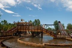 Fun Water Ride Royalty Free Stock Photo