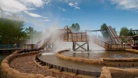 Fun Water Ride Royalty Free Stock Image