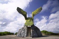 Funausagibata Observatory. Okinawa Prefecture Irabu Island Funausagibata Observatory Stock Photos
