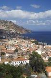 Funchal Foto de Stock