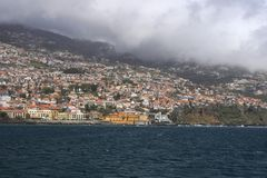Funchal Royalty Free Stock Images