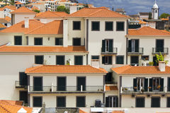 Funchal city Stock Image