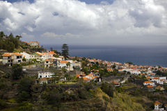 Funchal city Stock Photo