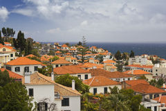 Funchal city Royalty Free Stock Photography