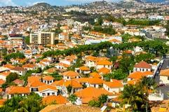 Funchal, ilha de Madeira, Portugal Foto de Stock