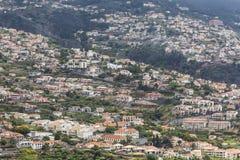 Funchal, isola del Madera, Portogallo Fotografia Stock