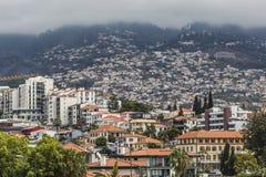 Funchal, isola del Madera, Portogallo Fotografia Stock Libera da Diritti
