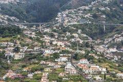 Funchal, isola del Madera, Portogallo Fotografie Stock Libere da Diritti
