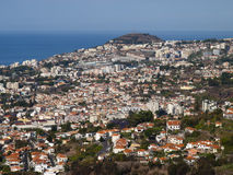 Funchal - la Madera Fotografie Stock Libere da Diritti