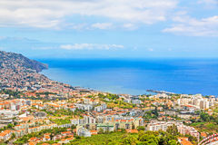 Funchal, Madère photographie stock