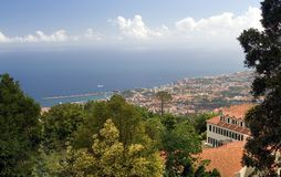 Funchal, madeira Royalty Free Stock Photos