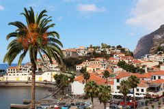 Funchal, Madeira Royalty Free Stock Images