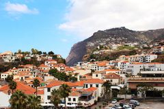 Funchal, Madeira Royalty Free Stock Photo