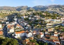 Funchal, Madeira stockfotos