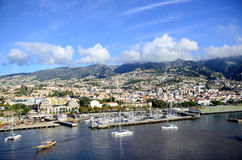 Funchal Madeira Stockbilder