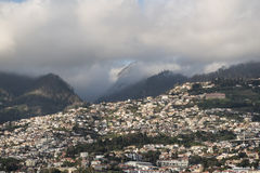Funchal Madeira Fotografía de archivo libre de regalías
