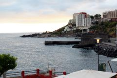 Funchal in Madeira Stock Photo