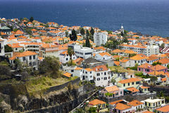 Funchal, Madeira  island Stock Photography
