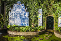 Funchal, Madeira Island, Portugal. Royalty Free Stock Photos