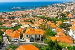 Funchal, Madeira Island, Portugal Royalty Free Stock Photo