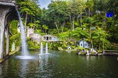 Funchal, Madeira island, Portugal. Royalty Free Stock Image