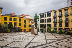Funchal, Madeira island, Portugal. Royalty Free Stock Photography